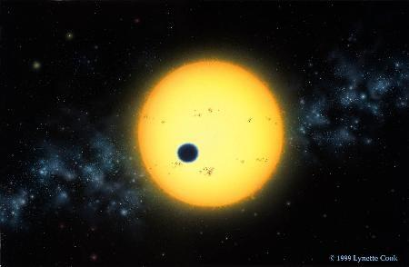 binary system. Disk formation matches our solar system parameters.