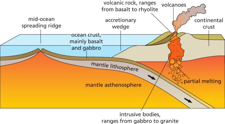 Section 2 Igneous Rocks and the Geologic History of Your Community Magma, Lava, and Igneous Rock Igneous rocks are formed from the cooling of magma.