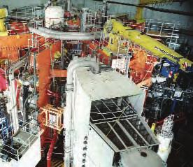 The present scientific exploitation of is mainly devoted to the preparation of operating scenarios for ITER.