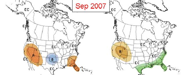 Weather and Climate Outlooks According to the National Weather Service (NWS) Climate Prediction Center, the El Niño Southern Oscillation (ENSO) remains neutral, but may be trending toward a weak La