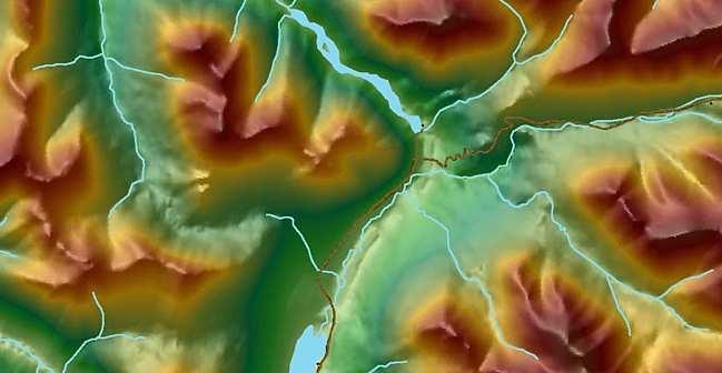 Brief Overview of Surfaces A representation of a geographic feature or phenomenon that can be measured continuously across some part of the earth's surface (for example,