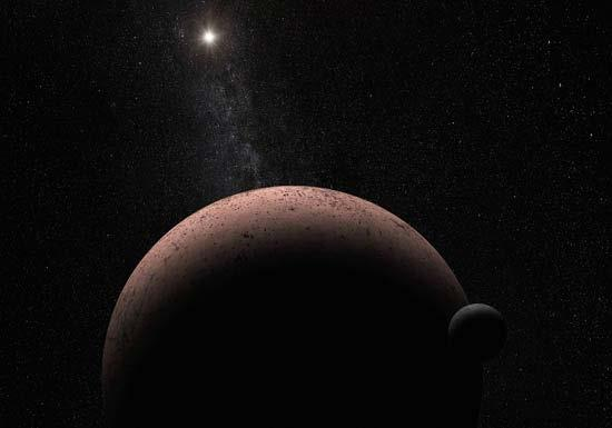 Why Makemake? Brightest KBO in sky after Pluto, H=-0.