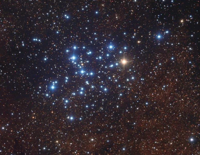 Below that is the magnificent constellation of Sagittarius with its rich collection of Messier objects.