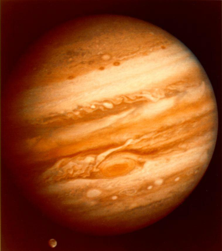 The first of the outer planets. Jupiter Is the largest planet!