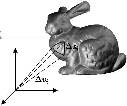 matching Analytic computation of volumic integrals on a 3D mesh (geometrical
