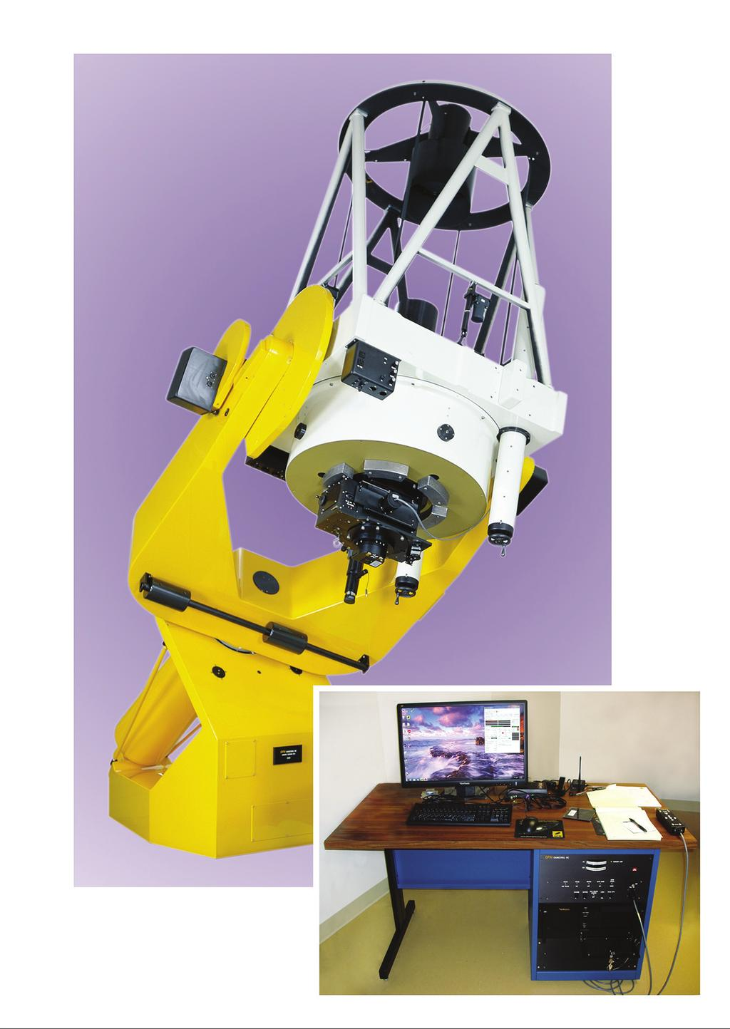 How to buy a telescope for your institution by Dr. Frank Melsheimer DFM Engineering, Inc.
