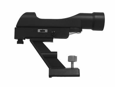 The Star Pointer comes equipped with a variable brightness control, two axes alignment control and mounting brackets.