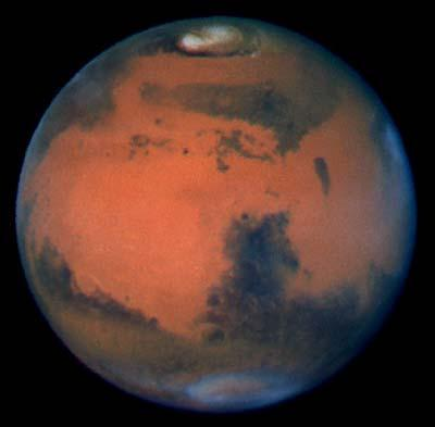 Mars 4 th planet from the Sun 1.