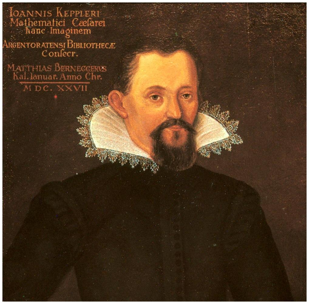 13.2 Kepler s Three Laws Johannes Kepler proposed elliptical paths for the planets about the Sun. Using data collected by Tycho Brahe, Kepler deduced three laws of planetary motion: 1.