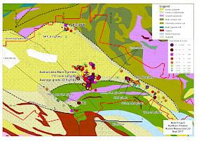 Page 1 of 8 News 2017 Aurion Starts Drilling at Aamurusko and Identifies New Gold Zones Sep 14, 2017 Aurion Resources Ltd.