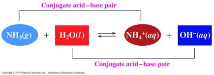 Chapter 15 7 Conjugate Acid-Base Pairs HF (g) + H 2 O (l)