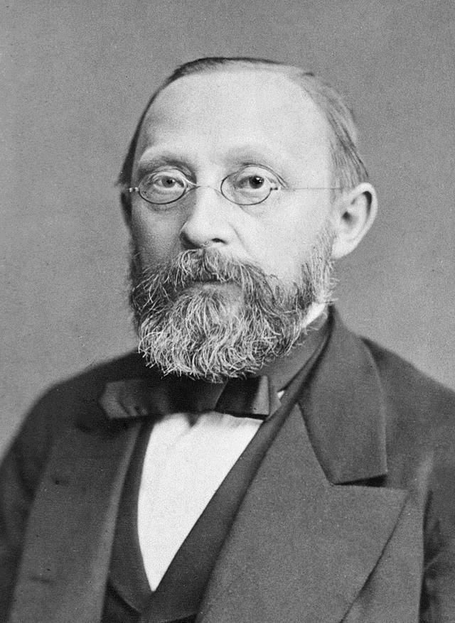 Who was Rudolph Virchow?