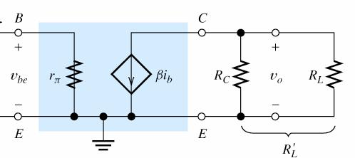 C 2,C E : Coupling Capacitor without Affecting DC bias from Input (High Pass Filter) : AC only Pass C E : Short