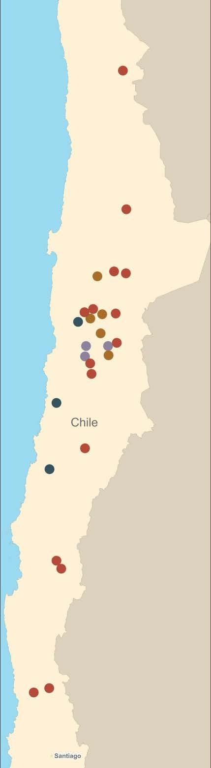 October 2017 Buenos Aires is located in the heart of the highly productive Paleocene Mineral Belt in northern Chile that contains several important gold, silver and copper