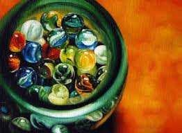 Slide 260 / 308 130 A large jar has 1,539 marbles in