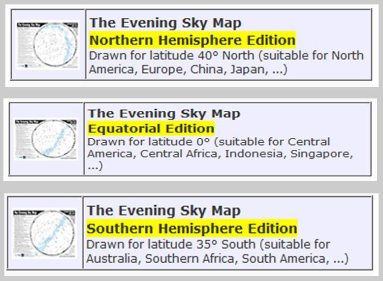 Sky Map Lesson Free and can be downloaded at http://www.skymaps.com/downloads.