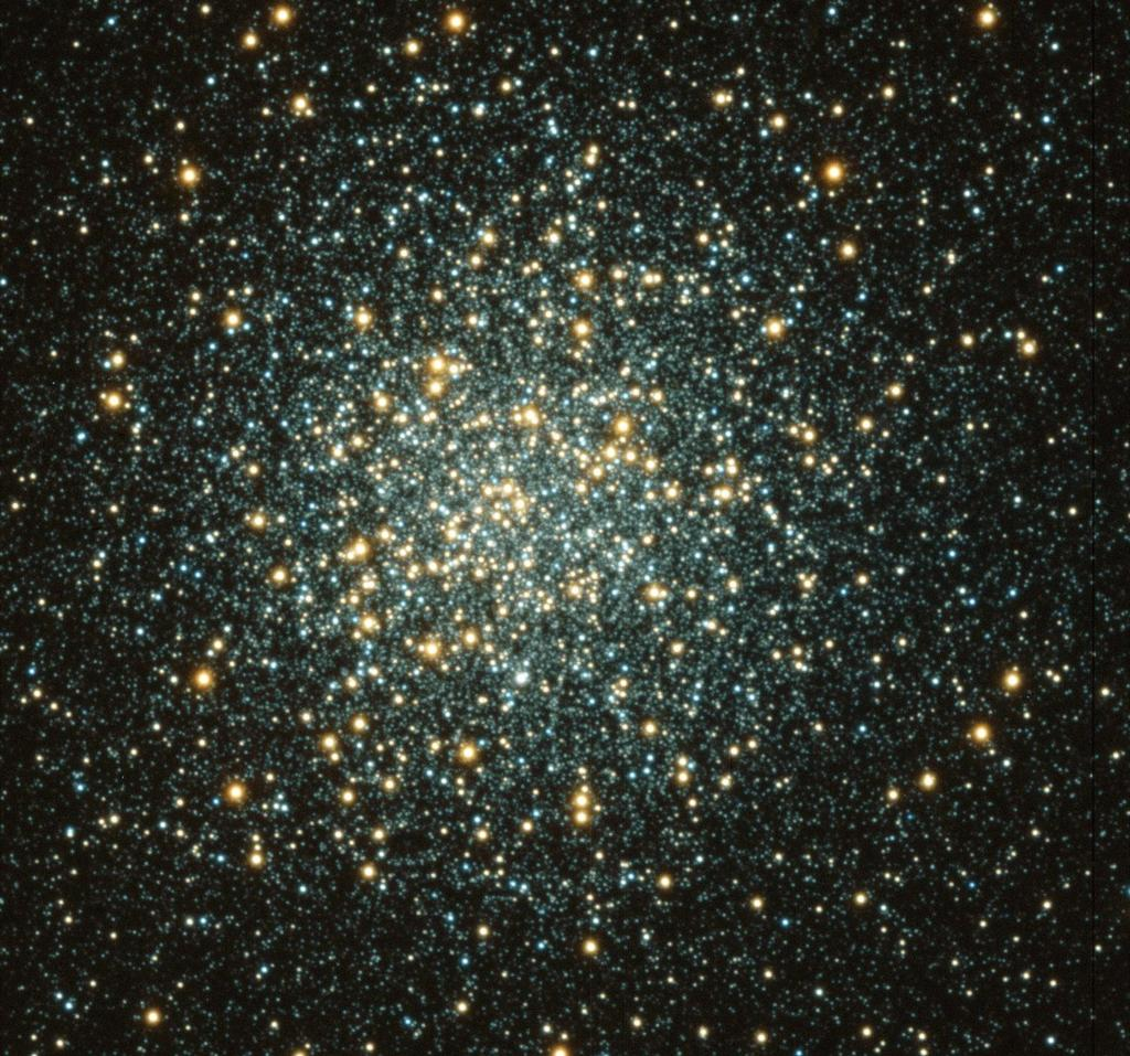 The Spring MESSIER OBJECT