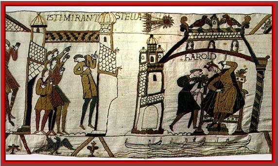 The Bayeux Tapestry The Planet