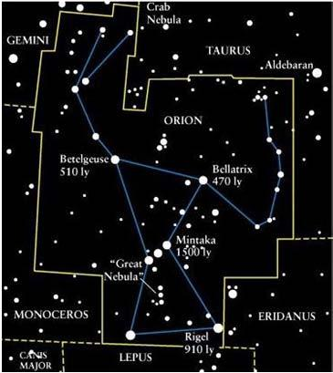 State Boundaries Constellations Today 88
