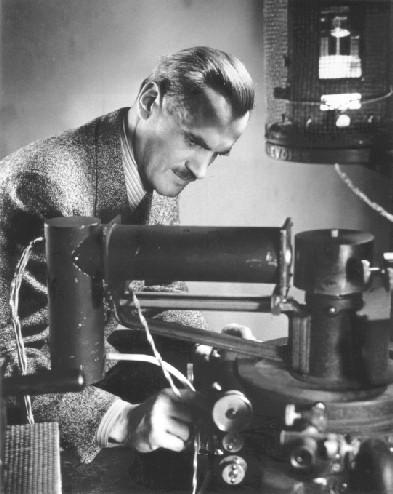 Dr. Arthur Holly Compton 1927 Nobel Prize for Compton Effect