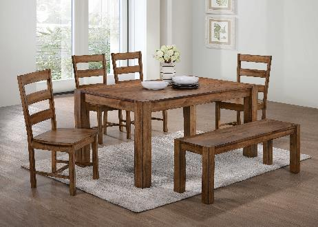 x 0 H 0 SOLD OUT DBK100FBN Becky Fabric Seat Side Bench 0 L x 0 W x 0 H HEAVY Cheyenne DCY100DT Cheyenne Dining Height Table 0 L x