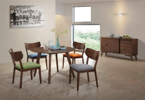 SOLD OUT Robin Dining NEW ADDITION DRB500DT Robin Round Dining Table 0 L x 0 W x 0 H HEAVY DRB500SCNB Robin Side Chair Navy Blue (2 Per