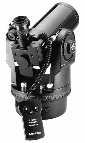 38) correctly orients the eyepiece image and provides a convenient 45 observing angle.