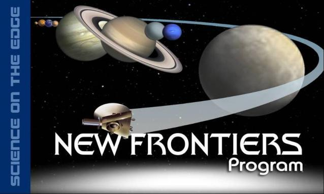 Discovery and New Frontiers Address high-priority science objectives in solar system exploration Opportunities for the science community to