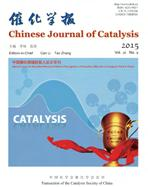 Chinese Journal of Catalysis 36 (2015) 1512 1518 催化学报 2015 年第 36 卷第 9 期 www.chxb.cn available at www.sciencedirect.com journal homepage: www.elsevier.