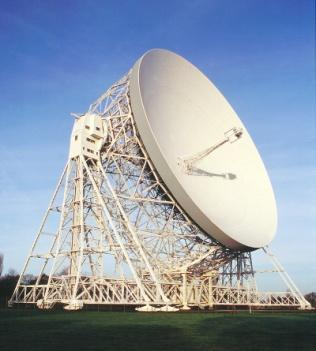 Radio Telescopes Technical term for really big