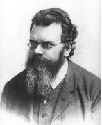 Thus, we arrive at an equation, first deduced by Ludwig Boltzmann, relating the entropy of a system to the number