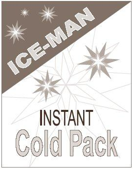 Q6. Instant cold packs are used to treat sports injuries. One type of cold pack has a plastic bag containing water. Inside this bag is a smaller bag containing ammonium nitrate.