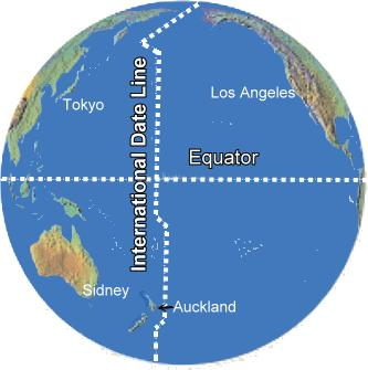 4 There are two lines of longitude that have names. One is the Greenwich Meridian which is found at 0 o longitude.
