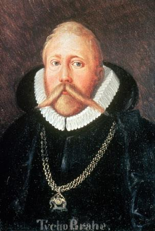 Tycho Brahe (1546-1601) Foremost astronomer after the death of Copernicus. King Frederick II of Denmark set him up at Uraniborg, an observatory on the island of Hveen.