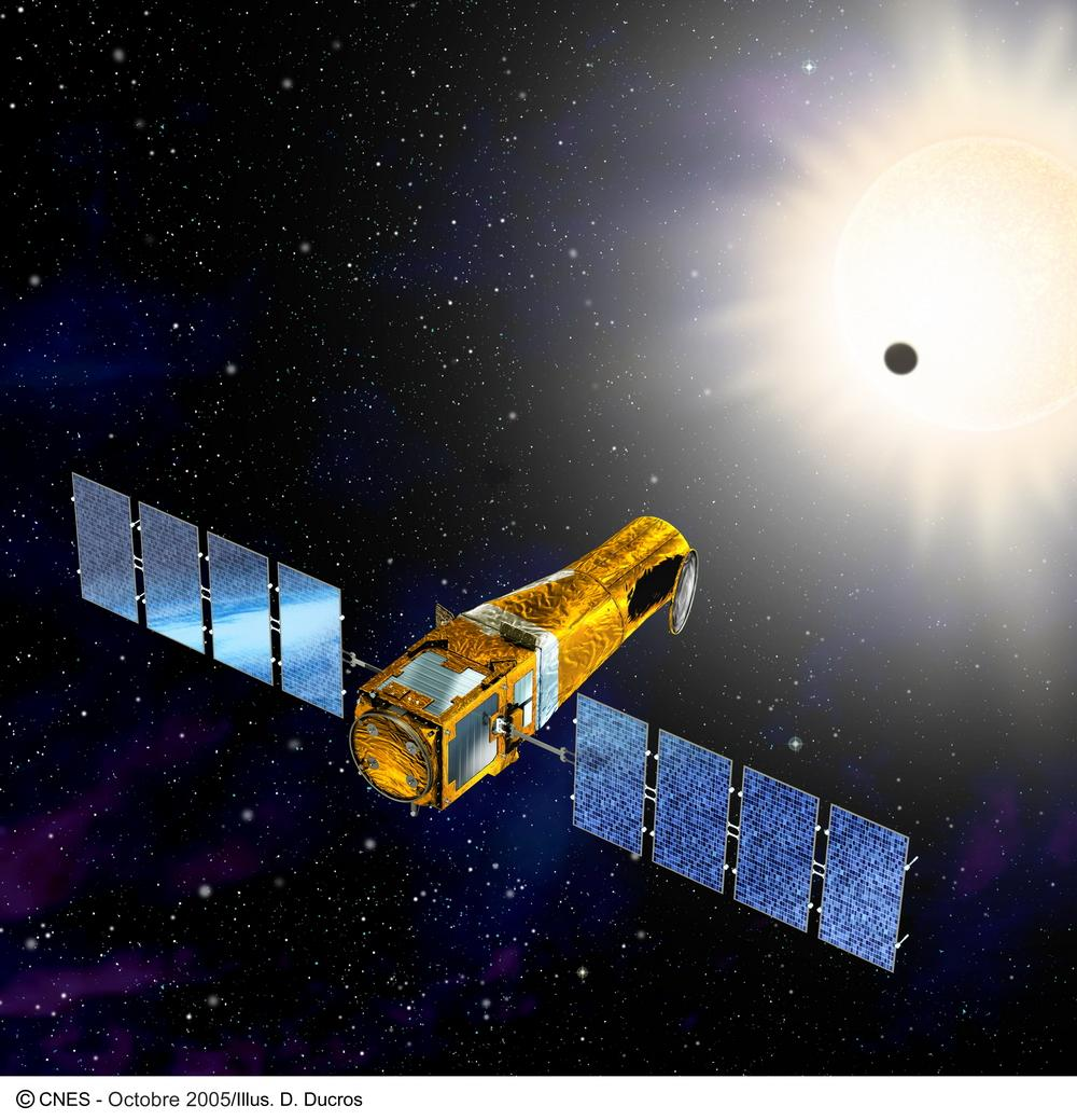 The CoRoT mission Launched on the 27th of December 2006 Devoted to the analysis of stellar variability and photometric observations of extrasolar