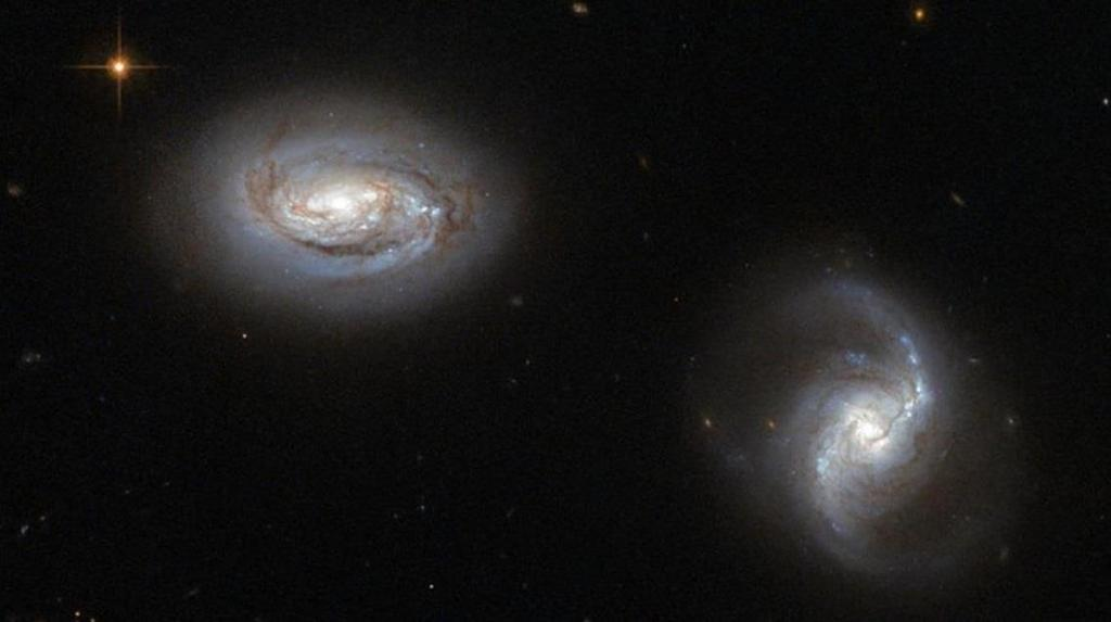 Galaxies The next nearest galaxy, Andromeda, is some 2 million lightyears away.