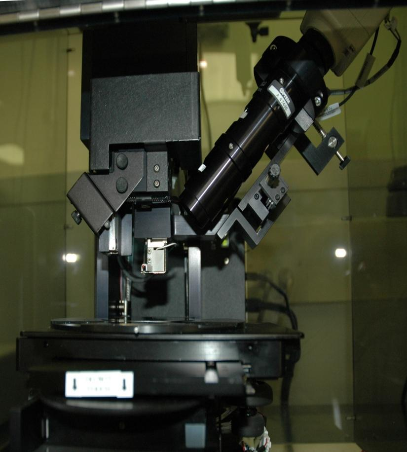 Profilometer Penn Sate Center for