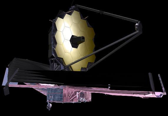 The James Webb Space Telescope (Page 375) NASA plans to launch the James Webb Space