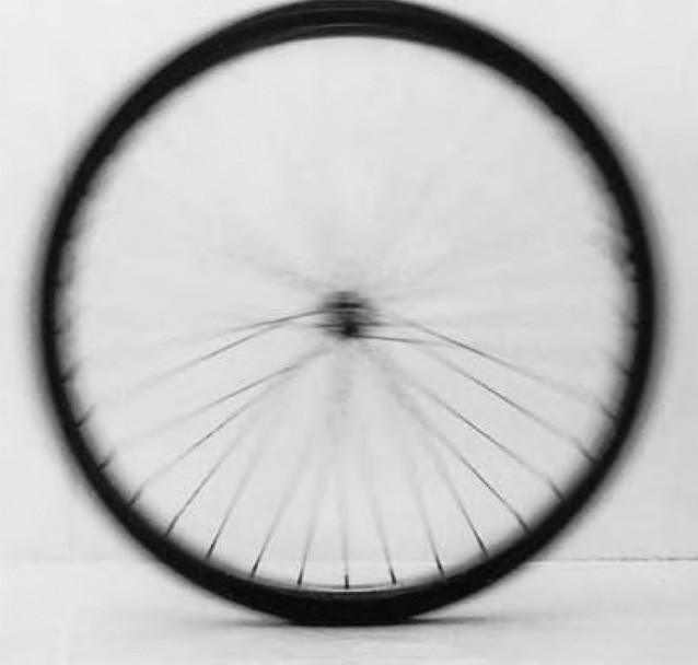 Rolling wheel: Fastest at
