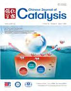 Chinese Journal of Catalysis 39 (218) 479 486 催化学报 218 年第 39 卷第 3 期 www.cjcatal.org available at www.sciencedirect.com journal homepage: www.elsevier.