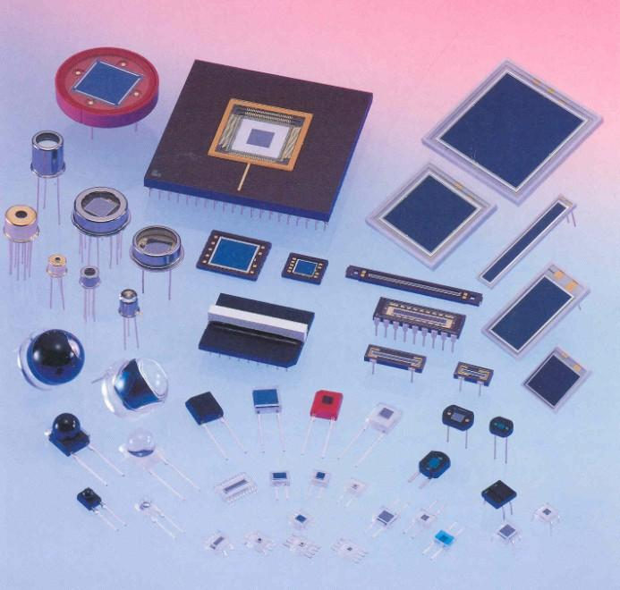 Semiconductor devices: PIN photodiodes The PIN diode is a very successful device.