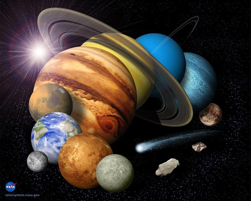 Station 1- Planet Questions 1. If you leave the Earth traveling towards the Sun which planet will you come to first? a. Mars b. Venus c. Neptune d. Mercury 2. Which planet has the strongest gravity?