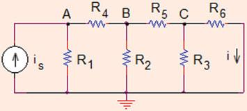 voltage. Problem.3.6 In the circuit shown in Fig.