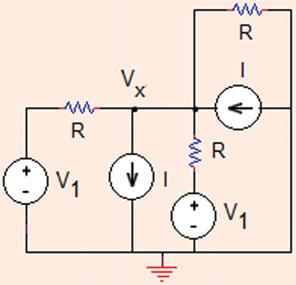 .3 Linearity and Superposition 55 Reciprocity *v 0 0 V400 R R04 R33 R430 R5343 *VX 4 0 0 VX00.4 Source Transformation Problem.4. In the circuit shown in Fig.