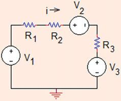 3 Use source transform to calculate the value of node voltage V a in the circuit shown in