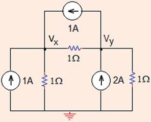 60 Analysis Methods Fig..95 Simplified circuit for Problem.4.
