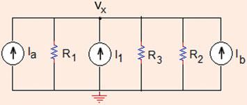 .4 Source Transformation 63 Fig..99 The circuit for Problem.4.0 Fig.