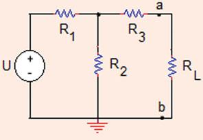 .5 Thévenin Norton Equivalent Circuits and Maximum Power Transfer 67 Thévenin voltage is the voltage drop across the grounded resistor, V Th ¼ V oc ¼ IR i RLpmax ¼ V Th ¼ IR R Th þ R L R þ R ¼ I 4 ¼