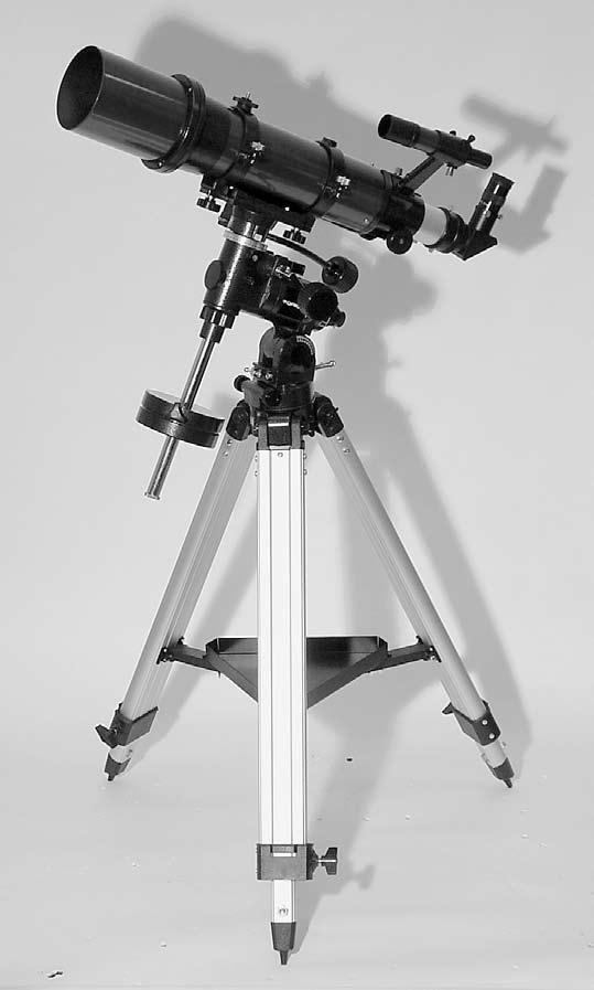 instruction Manual Orion AstroView 100 EQ #9862 100mm Equatorial Refracting Telescope Providing Exceptional Consumer Optical Products Since 1975