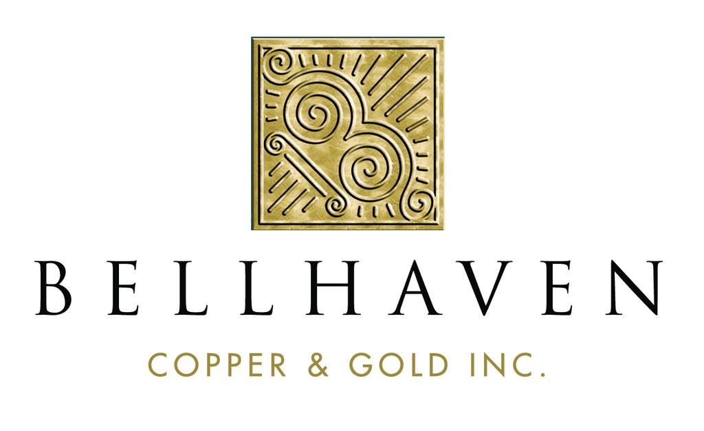 Bellhaven Announces Updated NI 43-101 Mineral Resource for La Mina Project, Colombia Vancouver, B.C. October 24, 2016. Bellhaven Copper & Gold Inc.